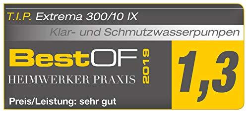 T.I.P. Extrema 300/10 Pro Schmutzwasserpumpe - 7