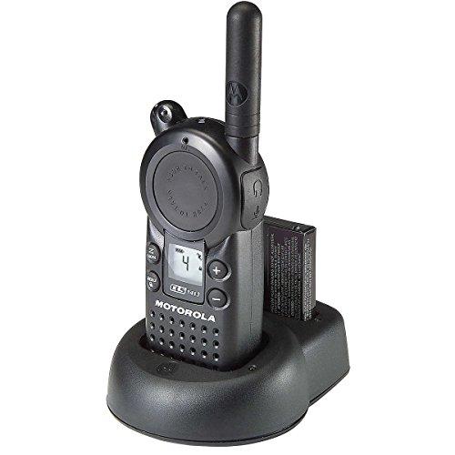 Motorola CLS1413 - UHF 1 Watt 4 Channel Radio(Black)