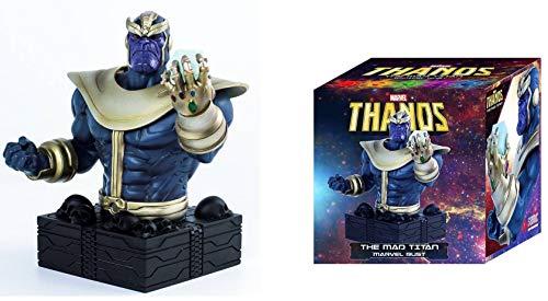 Branpresto- Thanos Busto Resina Marvel. (608998 SEM00SMB003)