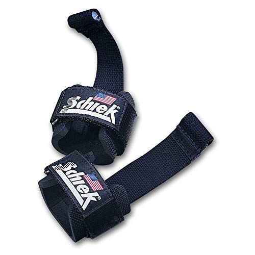 Image of the Schiek Sports Model 1000-DLS Deluxe Dowel Lifting Straps