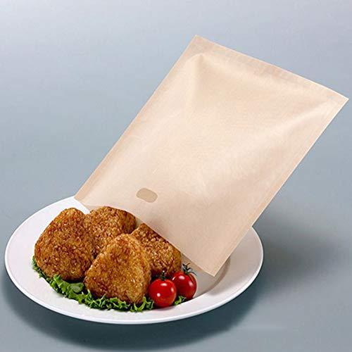 XuBa - Tostadora de alta resistencia a altas temperaturas para sándwiches de queso a la parrilla, pan tostado, 17 x 19 cm, marrón sin embalaje