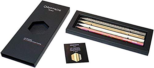 Caran Dache Les Crayons de la Maison Caran d'Ache, No 6 edition Scented Pencils, Special Edition