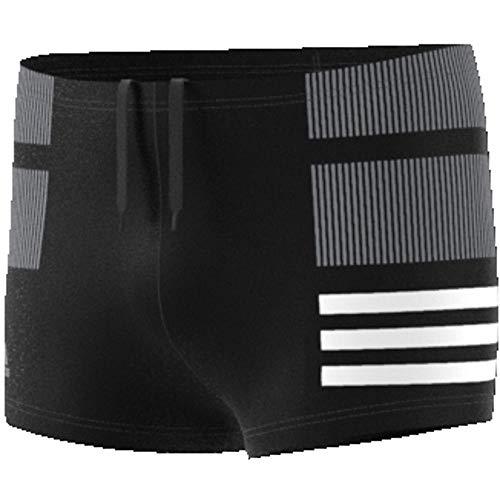 adidas Jungen Infinitex Colorblock Badeshorts, Black, 176