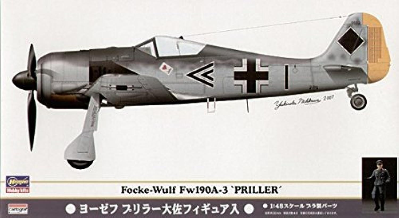 HSP255 HASEGAWA 1 48  FOCKEWULF FW190A3  PRILLER