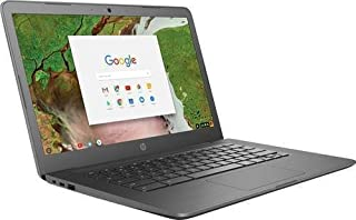 HP 14 Chromebook 14 Intel Celeron N3350 4GB RAM 32GB eMMC