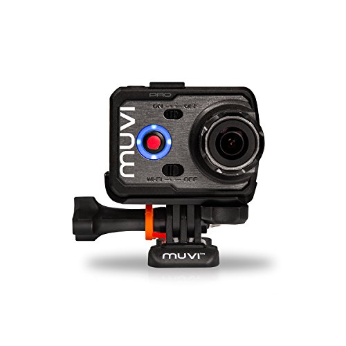 Veho VCC-007-K2PRO Muvi K-Series 4k WiFi Handsfree Camcorder mit 12MP Kamera
