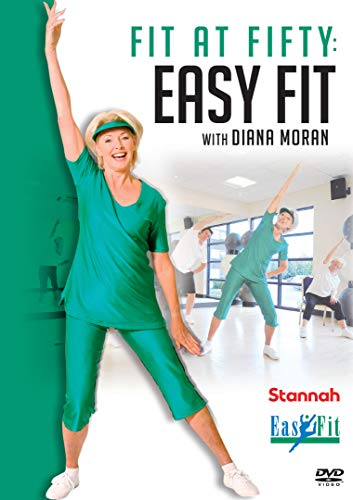 Fit At Fifty: Easy Fit With Diana Moran [DVD]