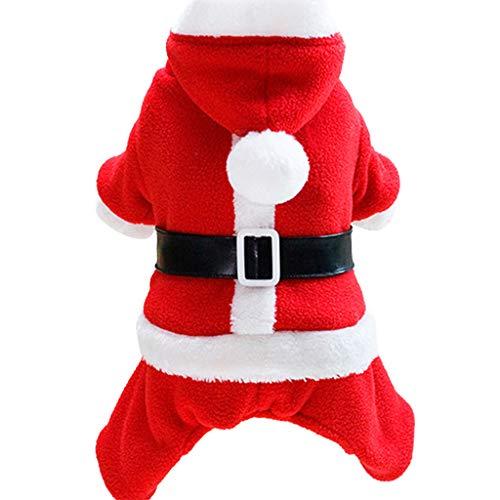 Hony hondenmantel, warm, voor huisdieren, kleding – Kerstmis, waterdicht, winddicht, met bont, ademend
