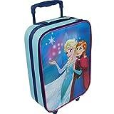 Eiskönigin Valise à roulettes pour enfants La Reine de Neiges, Disney Frozen Anna...