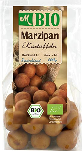 Odenwälder Marzipan BIO Kartoffeln im Beutel 200g