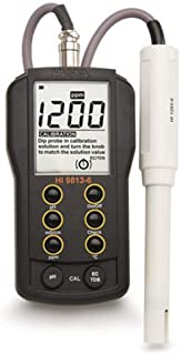 HI9813-6 Portable pH / EC /TDS /Temperature Meter with