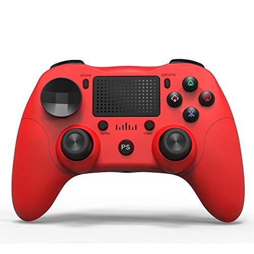MIZUAN PS4 - Mando de juegos Bluetooth inalámbrico para PUBG y la mayoría de juegos, Android/iOS/PC