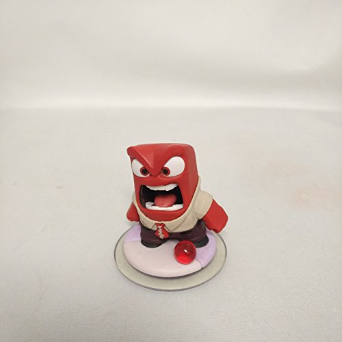 Disney Infinity 3.0 Edition: Inside Out Anger Figure (No Retail Package) by Disney Infinity