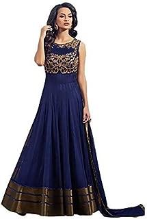 Rise On Fab Dress Material Anarkali