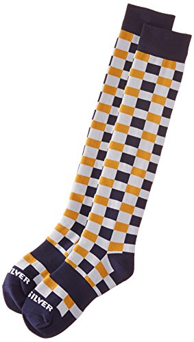 QUIKSILVER Herren Socken Steady Men' Orange Sudan Brown Medium/Large
