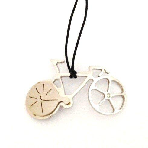 Anhänger Rennrad mit Diamant