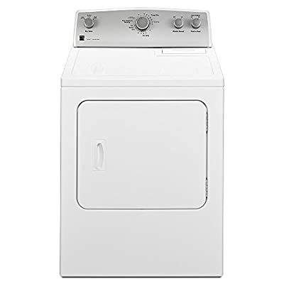 Kenmore 65212 Electric Dryer in White, includes delivery and hookup (Available in select cities only)