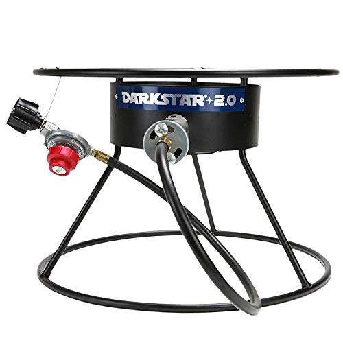 Dark Star 2.0 Propane Brewing Burner – 65,000 BTU