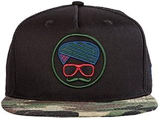 c81d4c0da8b URBAN MONKEY Camouflage Adjustable Baseball Turban Snapback Free Size  Unisex Hip Hop Cap