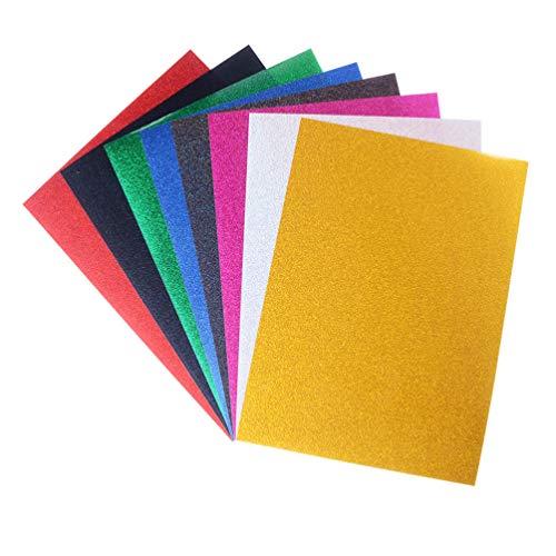 25cm x 50cm Flexfolie Starter-Set 14 Farben