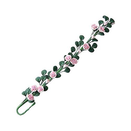 Winomo Prime 1/ 12 Poupée Miniature plante mensuel Rose fleur bouquet - 1 pièce