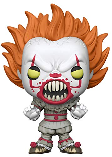 (With Teeth) - Funko POP Movies Stephen King's IT Pennywise 473 (With Teeth) 2