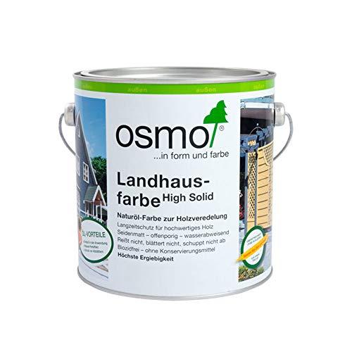 Osmo Landhausfarbe Anthrazitgrau (2716) 2,5 Liter