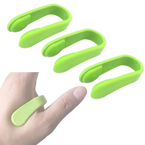 Aculief Handmassage-Clip, Pressure Clip, Kopfschmerzen Migraine Relief Spannungsabbau, Exercise Relaxation Tragbarer 2pcs