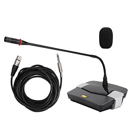 Microfoon 48V-voeding voor conferenties
