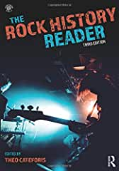 The Rock History Reader, 3rd Edition from Routledge