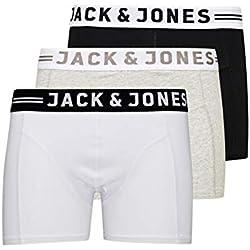 Pack de 3 Bóxers Jack & Jones