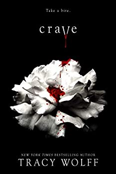 Crave by Tracy Wolff science fiction and fantasy book and audiobook reviews young adult