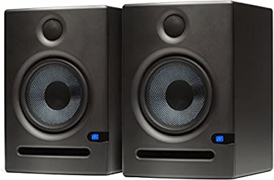 Presonus Eris E5 Pair - Pair of High-Definition 2-way 5.25 inch Near Field Studio Monitors by PreSonus