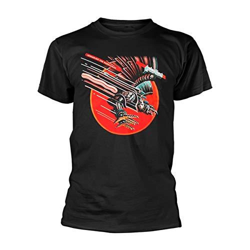 T-Shirt # M Black Unisex # Screaming for Vengeance