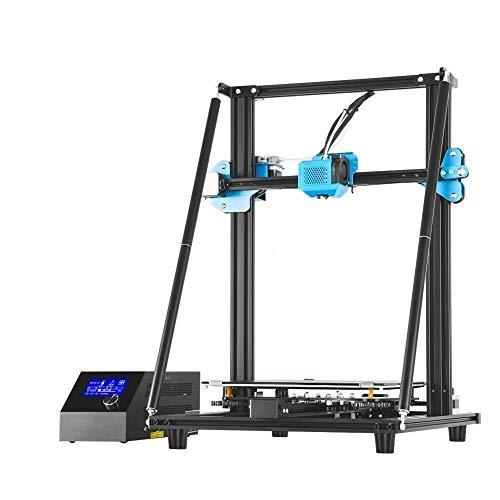 TiandaoMXL CR-10 V2 Impresora 3D con Silent Placa Base Fuente de alimentación Totalmente metálico Extrusora accionamiento de Avance Grande 300x300x400mm Aumentar el Volumen