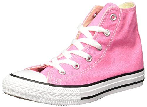 Converse Ctas Core Hi, Jungen Hohe Sneaker, 015860, Rosa (Rose), Gr. 33 EU