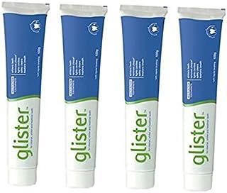 グリスター歯磨き粉(190 g) - 4パック(すなわち4 x 190 g)