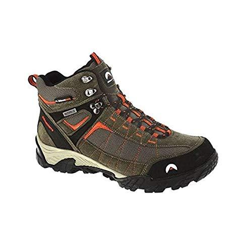 ELEMENTERRE Chaussures de randonnée et de randonnée pour homme - Marron - marron, 39 EU EU