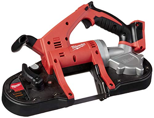 Milwaukee 2629-22 M18 18-Volt Cordless Band Saw Kit