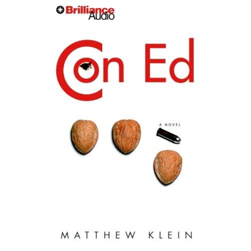 Con Ed audiobook cover art
