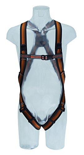 Auffangurt CS2, m. Brust schlaufen,Clickverschluß