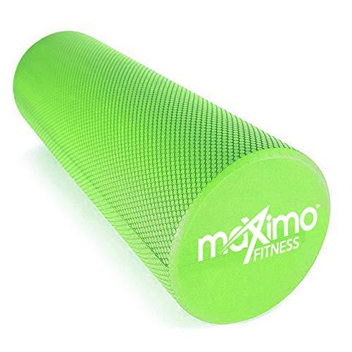 """Maximo Fitness Faszienrolle, leichte und extra Lange Schaumstoffrolle, 45 cm x 15 cm (18\"""" x 6\"""")"""