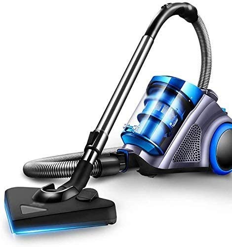 Mopoq Cylinder Vacuums Vacuum Cleaner Household Carpet Type Strong deodorizing Small Mini high Power Vacuum Cleaner 1400w Blue Best Vacuum Cleaner