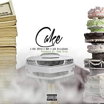 Cake (feat. Wop & AAB Hellabandz)