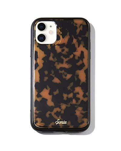 Sonix Brown Tort Case for iPhone 11 [10ft Drop Tested] Protective Tortoiseshell Leopard Case for Apple iPhone 11