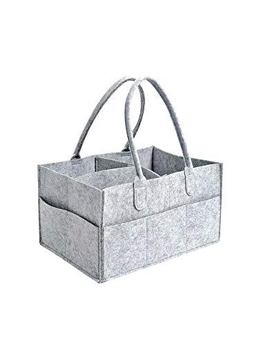 Kinderzimmer Lagerung Baby Windel Bin Caddy-Kinderzimmer Tücher Lagerung Tragbare Tasche