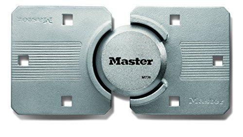 Master Lock M736XKADCCSEN Hidden Shackle Lock with Hasp