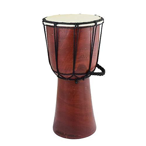 トモ(Tomo) ジャンベM 太鼓 高さ約30cm φ約15cm 10218853044 インドネシア製