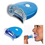 2PCS luz profesional solo LED puede acelerar el proceso de blanqueamiento dental