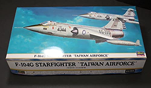 """1 48 F104G スターファイター """"台湾空軍"""" 09365 (再販)"""